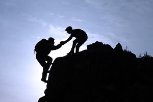 Hilfe und Begleitung mit Einfühlungsvermögen und Wertschätzung